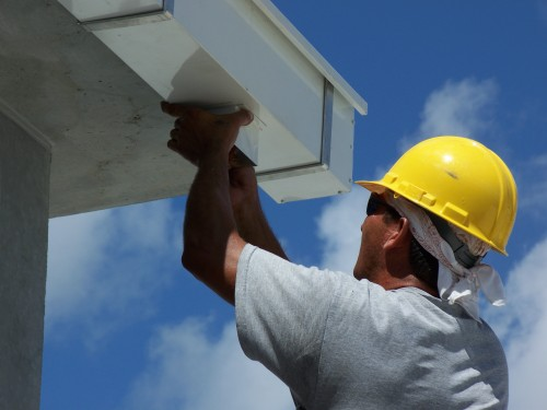 gutters and downspouts AM Total Restoration